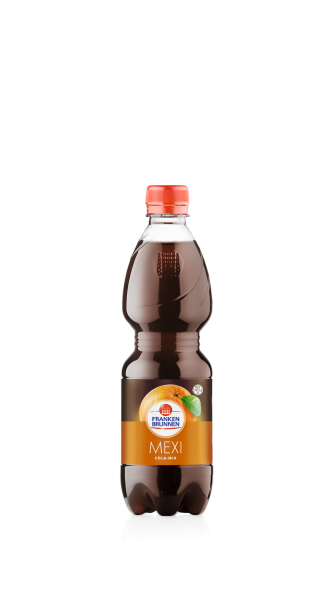 Franken Brunnen Mexi Cola Mix 20x0,5l Pet
