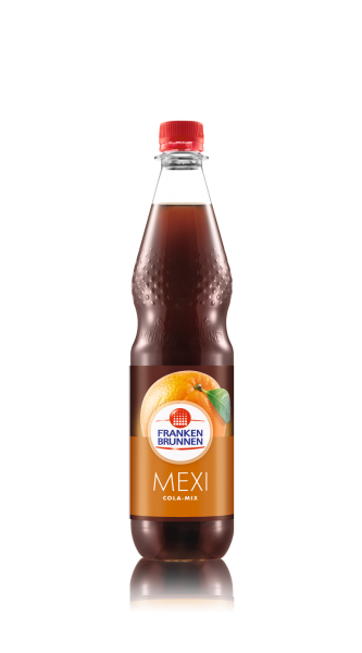 Franken Brunnen Mexi Cola Mix 12x0,75l Pet