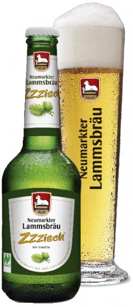 Lammsbräu Pils Zzzisch 10x0,33l