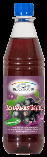 Bad Brückenauer Johannisbeere 20x0,5l Pet