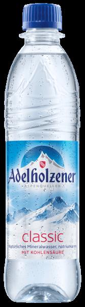 Adelholzener Classic 12x0,5l Pet