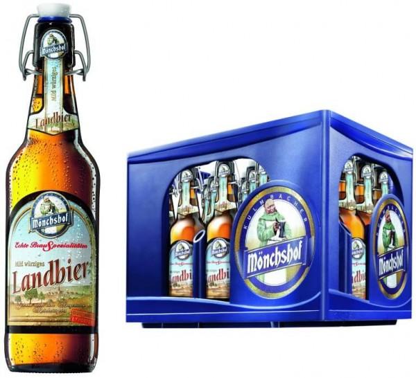 Mönchshof Landbier 20x0,5l Bügel