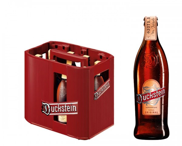 Duckstein Rotblond Original 8x0,5l
