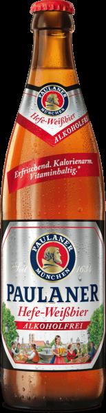 Paulaner Weißbier Hefe Alkoholfrei 20x0,5l
