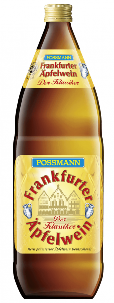 Possmann Apfelwein Der Klassiker 6x1,0l