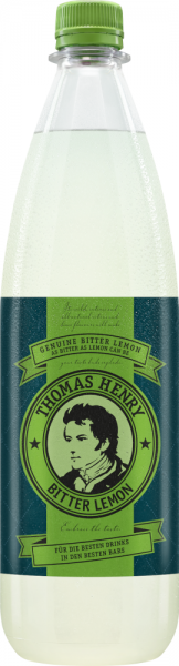 Thomas Henry Bitter Lemon 6x1,0l
