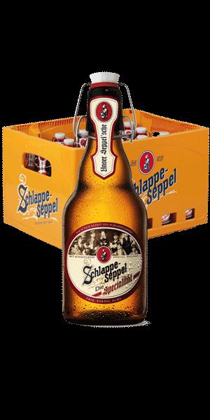 Schlappe -Seppel Spezial 20x0,33