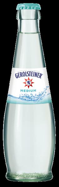 Gerolsteiner Gourmet Medium 24x0,25l