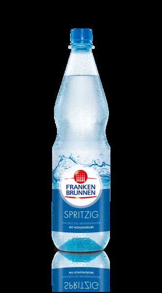 Franken Brunnen Spritzig 12x1,0l