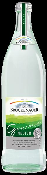 Bad Brückenauer Gourmet Medium 12x0,75l