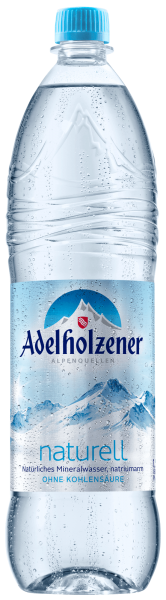 Adelholzener Naturell 6x1,5l Pet