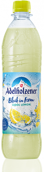 Adelholzener Bleib in Form Cool Lemon 8x0,75l Pet