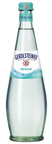 Gerolsteiner Gourmet Medium 15x0,5l