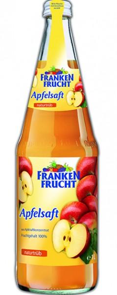 Frankenfrucht Apfelsaft trüb 6x1,0l