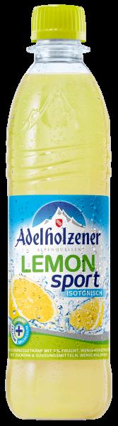 Adelholzener lemon Sport 12x0,5l Pet