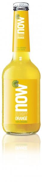 Now Sunny Orange Bio Limo 10x0,33l