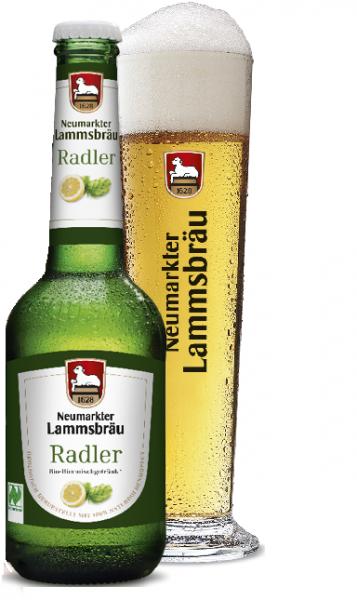 Lammsbräu Radler 10x0,33l