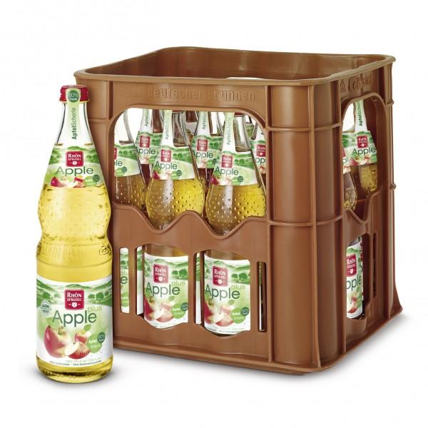 Rhön Apfelschorle Plus 12x0,7l