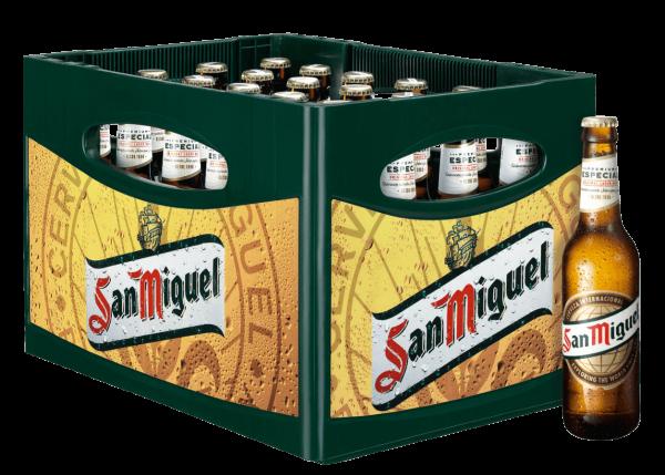 San Miguel Especial 20x0,33l