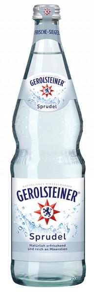 Gerolsteiner Sprudel 12x0,7l