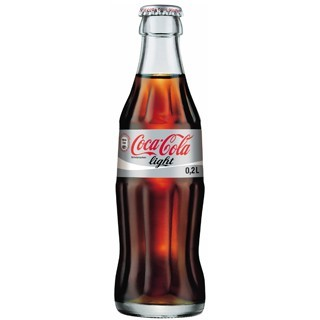 Coca Cola Light 24x0,2l