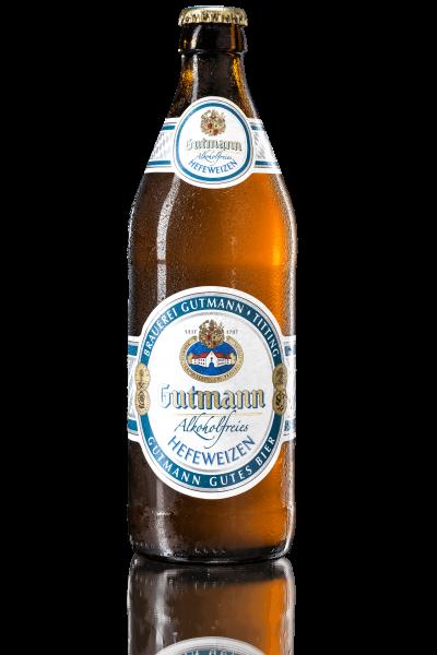 Gutmann Hefe Alkoholfrei 20x0,5l