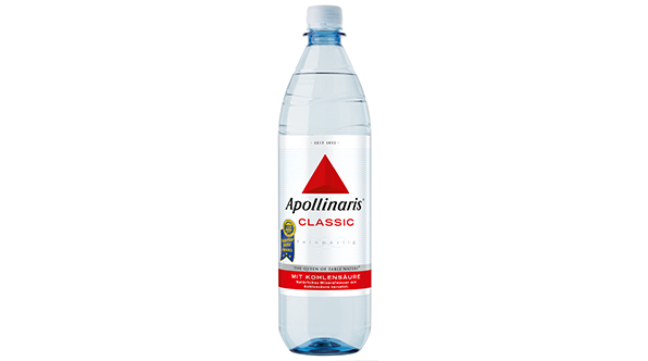 Apollinaris Classic 10x1,0l Pet