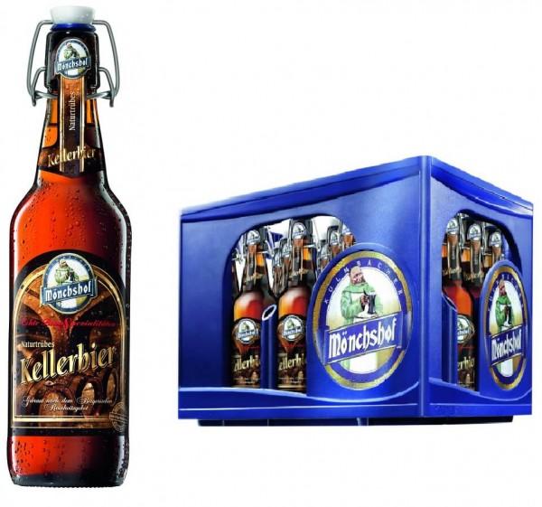 Mönchshof Kellerbier 20x0,5l Bügel