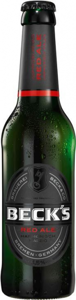 Beck's Red Ale 24x0,33l