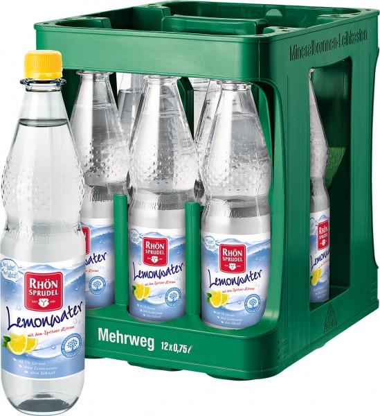 Rhön Sprudel Lemon Water 12x0,75l Pet