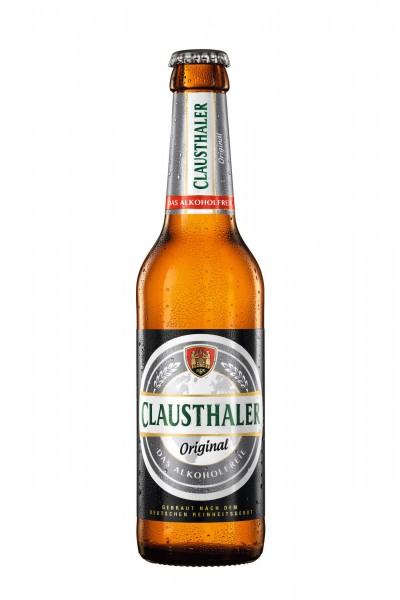 Clausthaler Original Alkoholfrei 20x0,5l